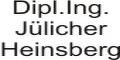 Dipl. Ing. Jülicher, Heinsberg