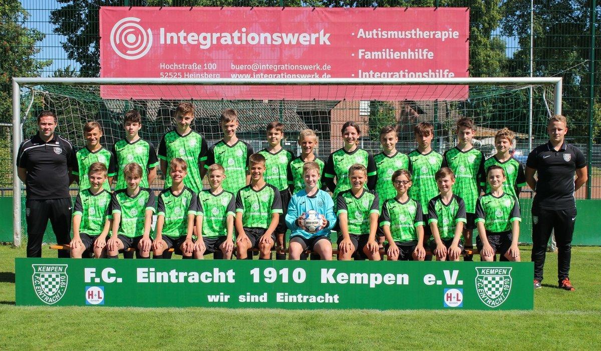 C-Jugend (SG Kempen-Karken-Kirchhoven)