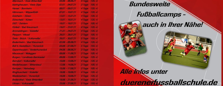 Fußballschule in Kempen