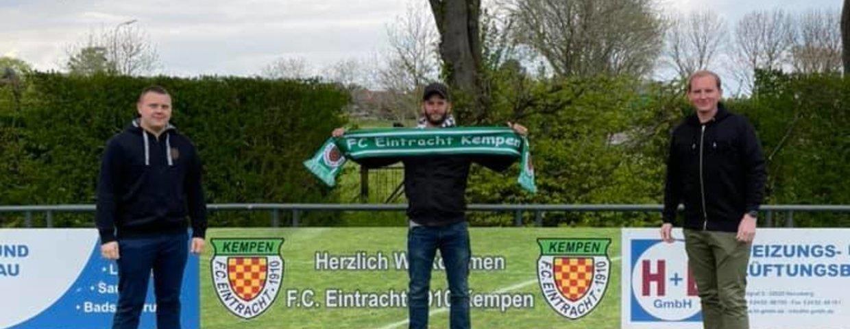 Sven Kleinpaß wechselt zur Eintracht