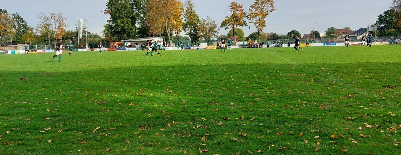 Eintracht I gegen Karken II klarer Sieger im Lokalderby