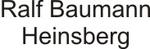 Ralf Baumann, Heinsberg